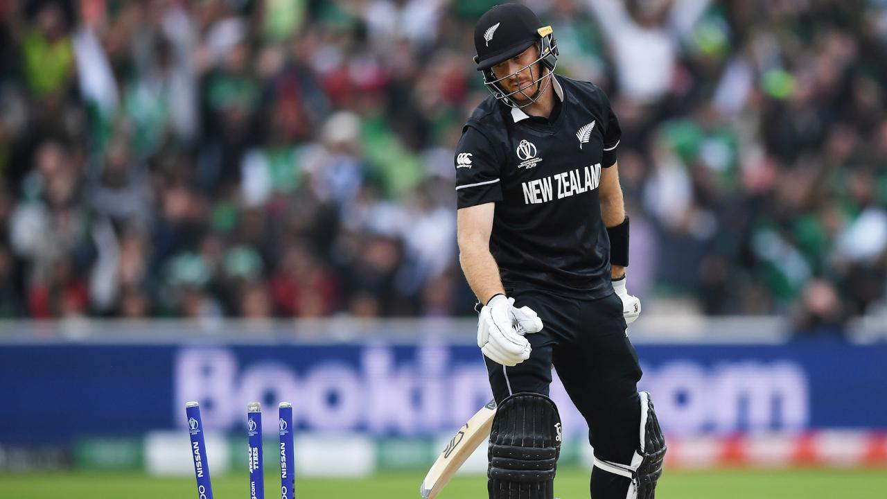 2019 Cricket World Cup: Black Caps coach Gary Stead admits blunder in Pakistan defeat